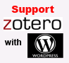 Support Zotero with WordPress
